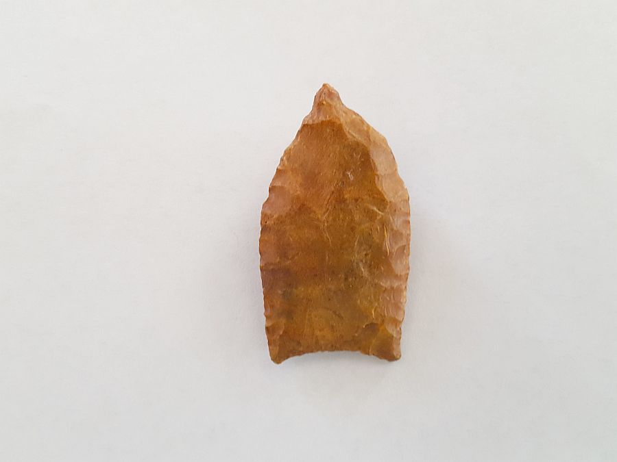 Fl. Clovis type Arrowhead | Fossils & Artifacts for Sale | Paleo Enterprises | Fossils & Artifacts for Sale