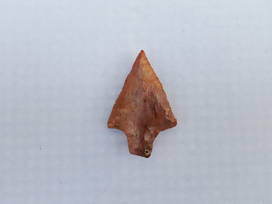 Fl. Levy type arrowhead. | Fossils & Artifacts for Sale | Paleo Enterprises | Fossils & Artifacts for Sale