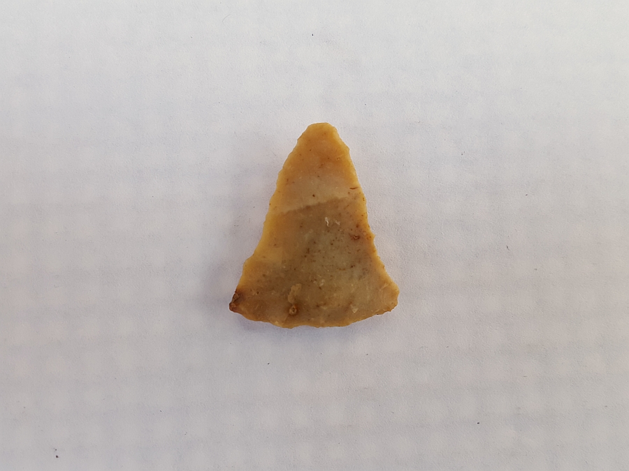 Fl. Oleno type arrowhead | Fossils & Artifacts for Sale | Paleo Enterprises | Fossils & Artifacts for Sale