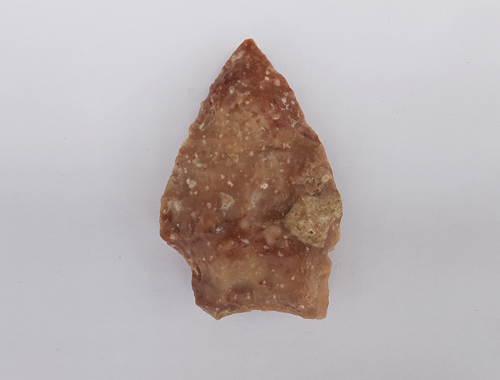 Fl. Arredondo type arrowhead | Fossils & Artifacts for Sale | Paleo Enterprises | Fossils & Artifacts for Sale