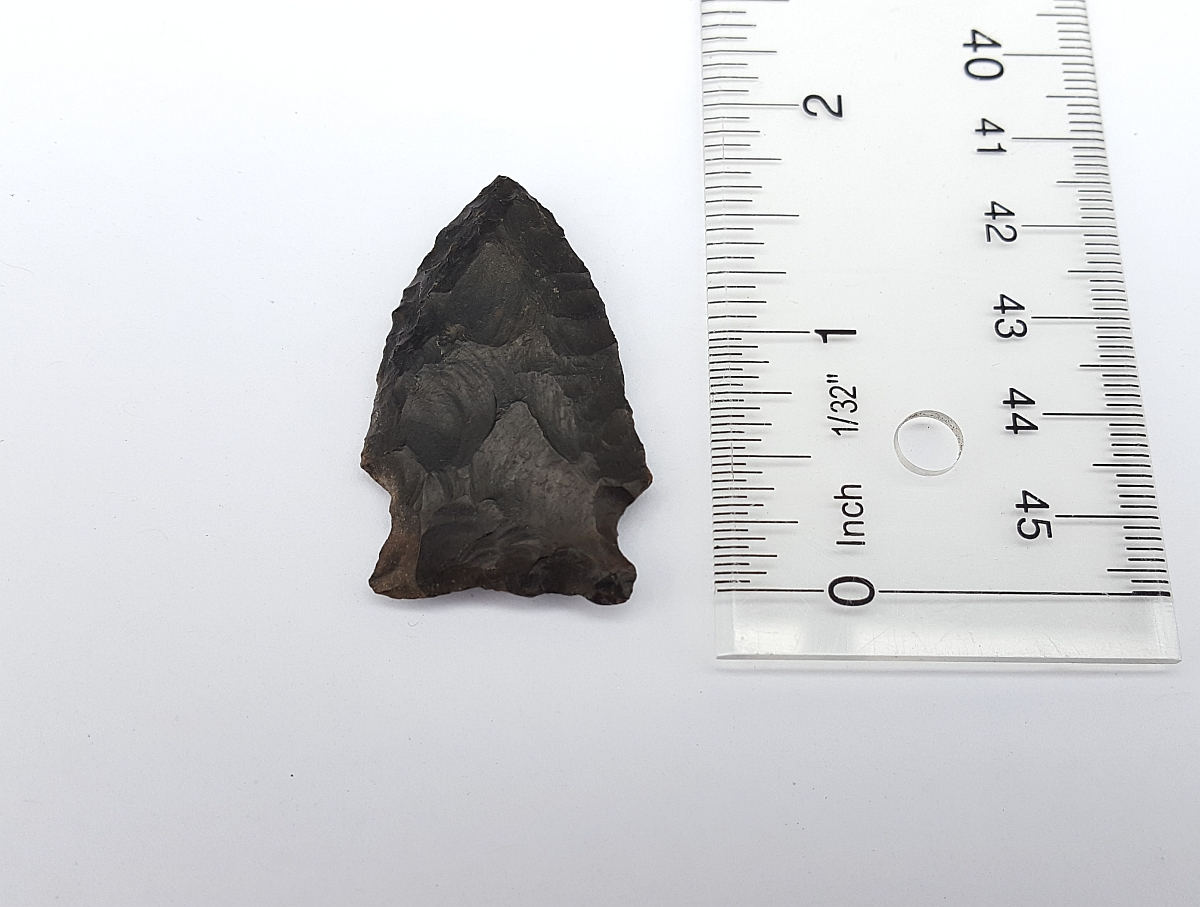 Fl. Hardaway type arrowhead, FANTASTIC PATINA! | Fossils & Artifacts for Sale | Paleo Enterprises | Fossils & Artifacts for Sale