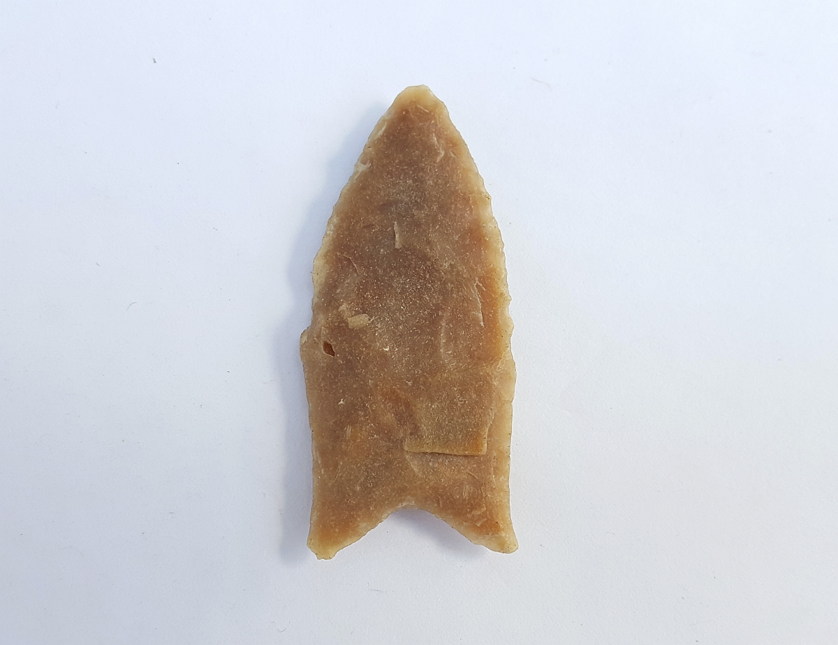 Fl. Simpson type arrowhead, GORGEOUS CLASSIC SHAPE! | Fossils & Artifacts for Sale | Paleo Enterprises | Fossils & Artifacts for Sale
