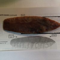 Agate Basin Paleo Indians Artifact | Fossils & Artifacts for Sale | Paleo Enterprises | Fossils & Artifacts for Sale