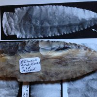 Agate Scottsbluff Type II Artifact | Fossils & Artifacts for Sale | Paleo Enterprises | Fossils & Artifacts for Sale