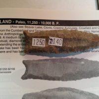 Cumberland Paleo Artifact Insight COA | Fossils & Artifacts for Sale | Paleo Enterprises | Fossils & Artifacts for Sale
