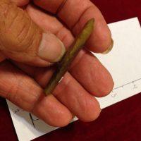 Fl Paleo Simpson Arrowhead | Fossils & Artifacts for Sale | Paleo Enterprises | Fossils & Artifacts for Sale