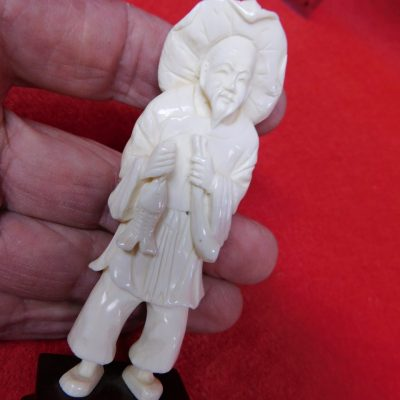 Antique Ivory Figurine