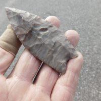 Plains Paleo Clovis Petrified Wood G10 COA | Fossils & Artifacts for Sale | Paleo Enterprises | Fossils & Artifacts for Sale